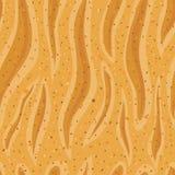 Sand seamless pattern 3 Royalty Free Stock Image