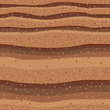 Sand seamless pattern 5. Sand seamless pattern. Illustration texture Royalty Free Stock Photo
