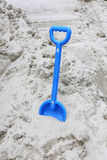 Sand Shovel Stock Photography