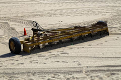 Sand Sifting Device Royalty Free Stock Photography