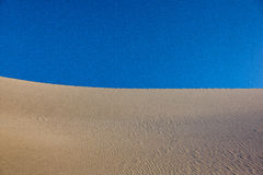 Sand and Sky Royalty Free Stock Images