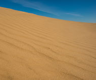 Sand and sky Stock Photos