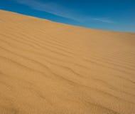 Sand and sky Stock Photos