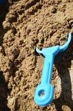 sand skyffeln Royaltyfria Foton