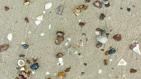 Sand and small stones Stock Photography