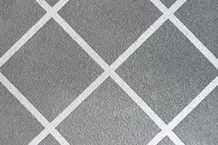 Sand sprayed floor pattern Stock Image