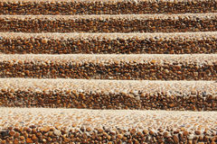 Sand stairs Royalty Free Stock Photography