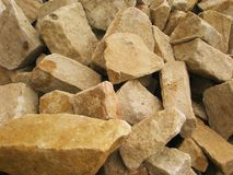 Sand stone background Royalty Free Stock Images