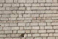 Sand stone brick wall Stock Photo