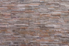 Sand stone brick wall texture Royalty Free Stock Image