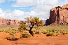 Sand Stone Monuments in Arizona Royalty Free Stock Photos