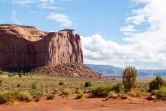 Sand Stone Monuments in Arizona Stock Images