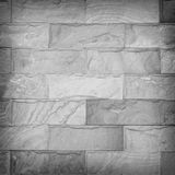 Sand stone wall texture and ackground of decorate Royalty Free Stock Photos