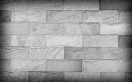 Sand stone wall texture and ackground of decorate, gray color. Stock Photography