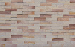 Sand stone wall texture and background Stock Images