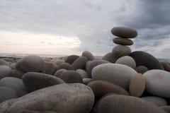 Sand stones Stock Image