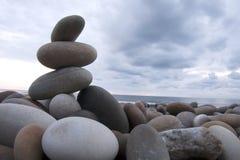 Sand stones Stock Photography