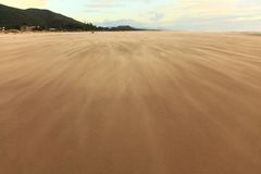 Sand Storm Royalty Free Stock Image