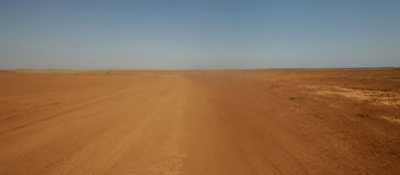Sand Storm Royalty Free Stock Photo