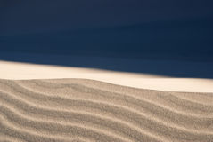 Sand Storm Royalty Free Stock Photography