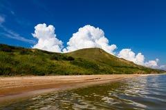 Sand-Strand lizenzfreie stockfotografie