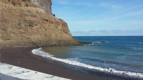Sand-strand arkivfoto