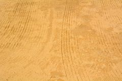 Sand structures Stock Photography