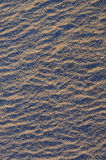 Sand on the sunset light Stock Image