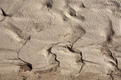 Sand surface Stock Photo