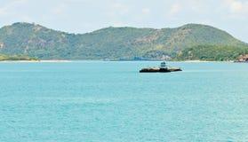 Sand tanker Royalty Free Stock Image