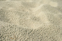 Sand texture - 2 Royalty Free Stock Images