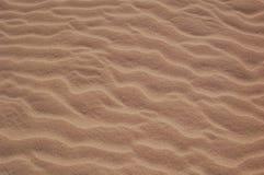 Sand texture. Sand dunes of Corralejo, Fuerteventura Royalty Free Stock Photo
