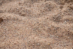 Sand Texture Stock Photography