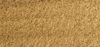 Sand texture as a background Stock Photo