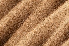 Sand texture as a background Stock Photography