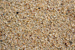 Sand texture background Royalty Free Stock Photos