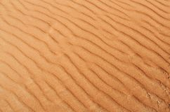 Sand texture and background. Sand texture background beach ripple nature pattern desert abstract textured wave yellow sandy dune coast dry summer sea rippled stock image