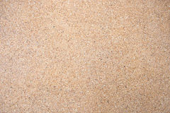 Sand texture for background. Close up, top view Royalty Free Stock Photo
