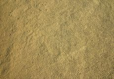 Sand texture background. Light brown sand texture background stock images