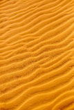 Sand Texture Background. Pattern of dunes in desert. Nature deta Stock Photos