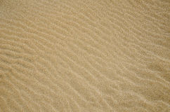 Sand texture Stock Images