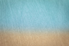 Sand texture blue and brown Royalty Free Stock Image