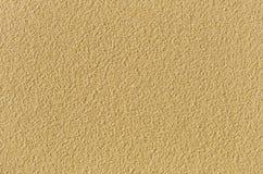Sand texture. Close-up on flat sand texture Royalty Free Stock Photos
