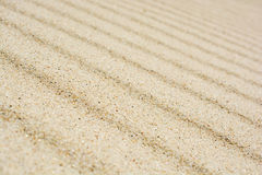 Sand texture. diagonal natural stripes. natural background Royalty Free Stock Photo