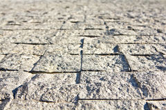 Sand texture floor tile Stock Photography