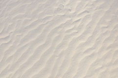 Sand texture. pattern Stock Photography