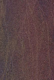 Sand texture purple color. Nature background Stock Photography