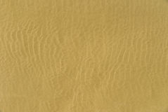 Sand texture. Sandy beach for background. Top view Royalty Free Stock Photos