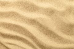 Sand Texture for Summer Background Royalty Free Stock Photos