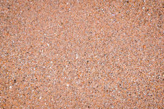 Sand texture with wave Stock Image